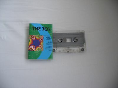 THE 70s   MILES OF THE 70s  CASSETTE TAPE