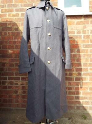 """MILITARY BUCKINGHAM PALACE FOOT Guard Household Greatcoat great Coat 36"""" 10-12"""