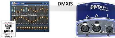 Enttec DMXIS Package - Software & USB-DMX Dongle