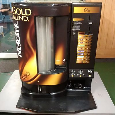 Darenth 1066 coffee vending machine with coin mech - excellent condition