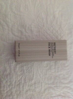 The Refinery Face Mask FOR MEN 75ml  RRP £30 boxed