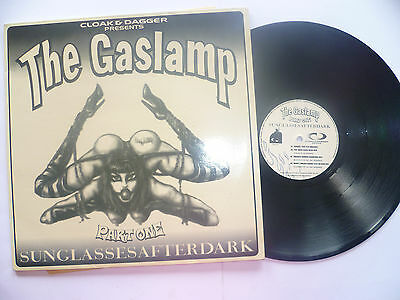 "The Gaslamp 12""vinyl single dance/britpop/punk/indie/funk/"