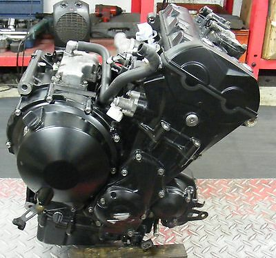 Triumph Street Triple R 675 2010 Complete Engine Motor Only 13K Miles !!!