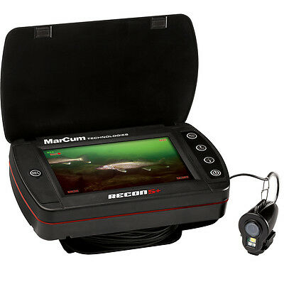 MarCum Recon 5+ Underwater Viewing System RC5P