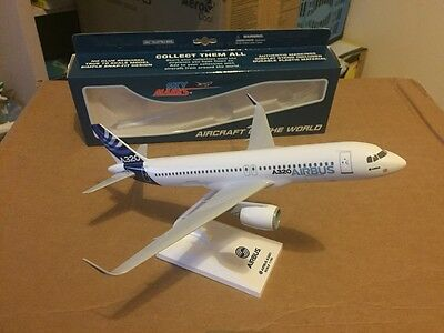 Airbus House Colours A320-200 Sharklets Aircraft Model 1:150 Scale SkyMarks NEW