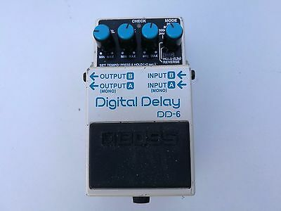 Boss Dd-6 Digital Delay - Free Next Day Delivery In The Uk