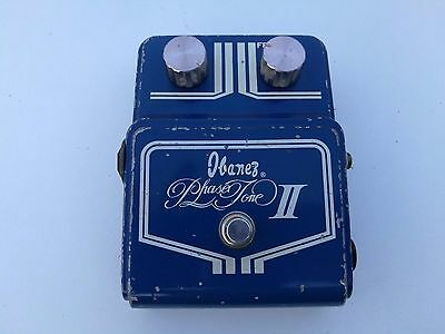 Vintage Ibanez Phaser Tone Ii - Free Next Day Delivery In The Uk