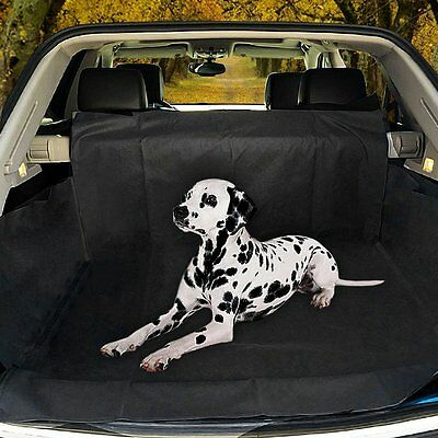 Heavy Duty Car Boot Liner Water Resistant Lip Protector Dirt Pet Dog Cover Mat