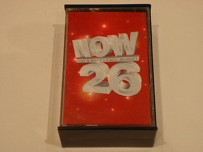 Now That's What I call Music 26 Cassette Double Album