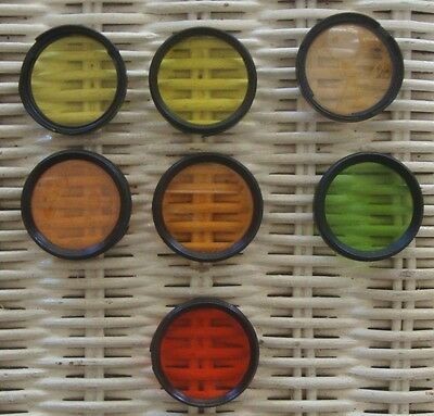 Lifa Filters Set Of 7 In Case With Instructions