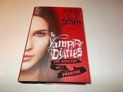 Vampire Diaries the Hunters: Phantom 1 by L. J. Smith (2011, Hardcover) used
