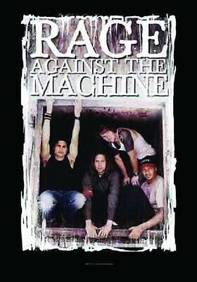 Rage Against the Machine Frame Fabric Poster