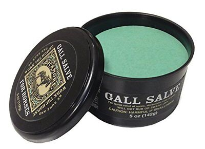 Bickmore Gall Salve Wound Cream for Horses Topical Antiseptic Ointment 5 oz