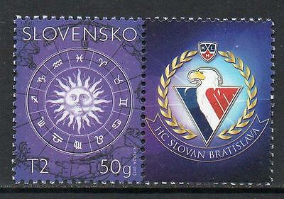 Slovakia MNH 2013 Zodiac - Stamp with Personalised Coupon
