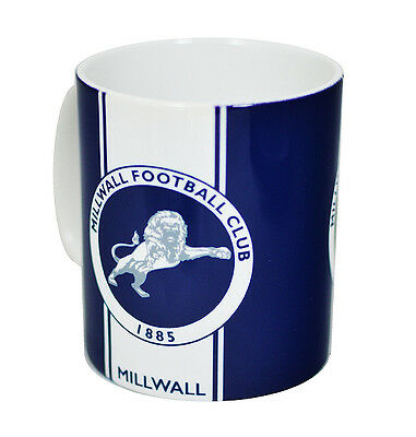 Official Licensed Football Product Millwall Mug Cup Tea Coffee Fan Gift New