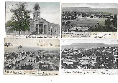 LADYSMITH Lot 4 Early South Africa Postcard