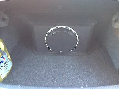 JL Audio 12w6V2 Dual 4 Ohm Subwoofer In ProWedge Box