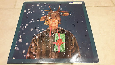 "Wham ~ LAST CHRISTMAS ( PUDDING MIX) ~ 12"" SINGLE 1984  PICTURE SLEEVE TA 4949"