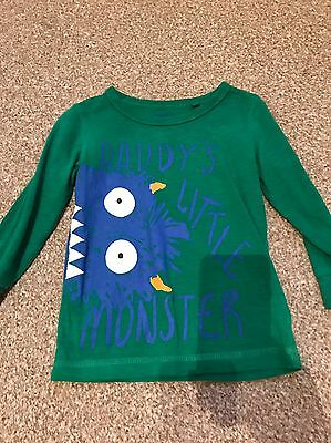 boys long sleeve tops 12-18 months From next
