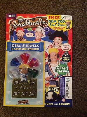 Cbeebies Swashbuckle Magazine @new@issue 12
