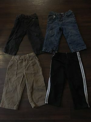Lot of clothes baby boy size 18-24 months pant lot