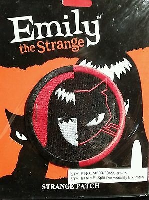 Emily The Strange Patch LAST ONE AVAILABLE