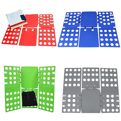 New Clothes Folder Large Adult Magic Fast T-Shirts Laundry Storage Folding Board
