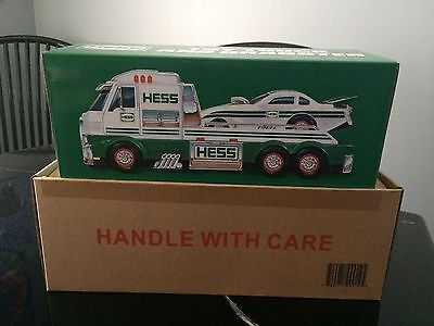 2016 Hess Toy Truck and Dragster, brand new, sealed.