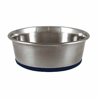 OurPets Premium DuraPet Dog and Cat Food and Water Bowl Stainless Steel .75 Pint