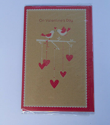 *NEW* *SEALED* Valentines Day Card - On Valentines Day - by Card Couture