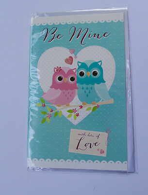 *NEW* *SEALED* Valentines Day Card - Be Mine - by Premium Cards
