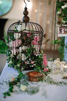 Rustic Wedding Decoration - LOVE in A Bottle