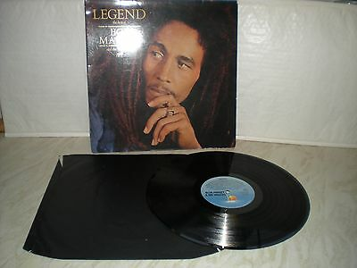 "Legend - The Best Of Bob Marley and the Wailers - 12"" Vinyl  L.P. Dated 1984"
