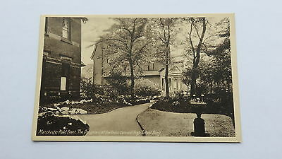 Postcard Bury, Convent High School, Manchester Road. Unposted.
