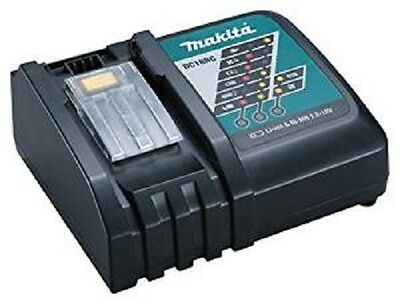 Makita Chargeur Batterie Dc18Rc