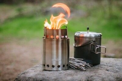 Solo Stove Titan Backpacking Stove