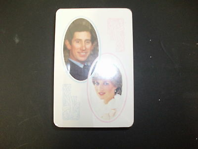 Prince Charles & Princess Diana Playing Card Deck Brand New and Sealed Cards