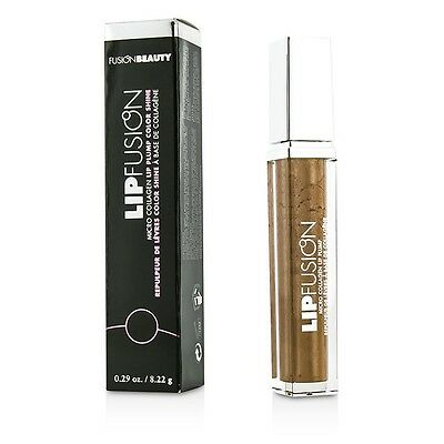 Fusion Beauty LipFusion Collagen Lip Plump Color Shine - Purrr 8.22g