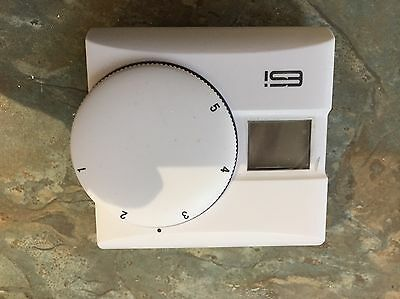 Esi Electronic Room Thermostat Central Heating Stat With Lcd Display