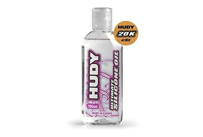 HUDY ULTIMATE Silicon Öl 20 000 cSt - 100ML - 106521