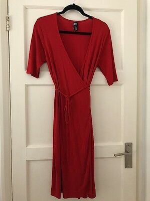 Gap Dress Red Size Small