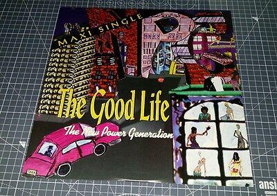 "Prince The Good Life 12"" vinyl single record (Maxi) Rare 1994"