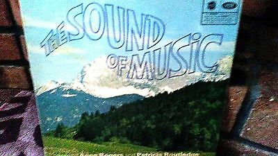 SOUND OF MUSIC LP (anne Rogers)