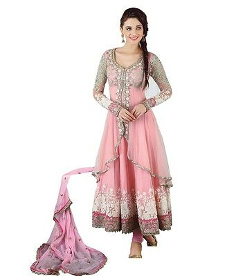 Indian Pakistani Suit Bollywood Anarkali Ethnic Designer Dress Salwar Kameez1032