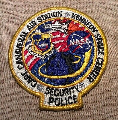 FL Cape Canaveral Air Station/Kennedy Space Center Florida Security Police Patch