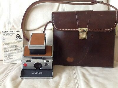 Polaroid SX-70 Instant Camera-Fully Tested&Working-Great-ShipsToday Priority