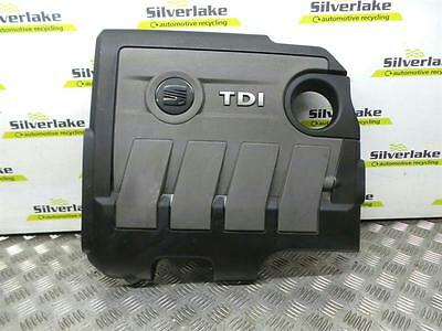 2012 SEAT Altea 2004 On 1.6 Diesel CAYC Engine Cover Panel