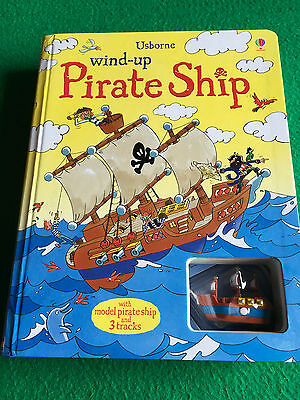 Pirate Ship Wind-Up: Louie Stowell: New Childrens Activity Book