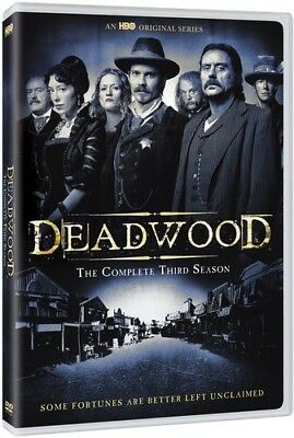 Deadwood: The Complete Third Season [New DVD] Boxed Set, Repackaged
