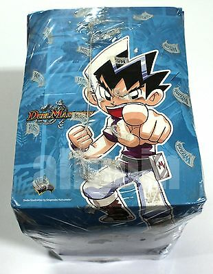 DUEL MASTERS DM-01 BASE SET Box 6 Starter Decks for Two Players NEW SEALED